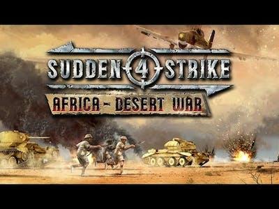 Sudden Strike 4.Battle of Sidi-Barrani.Africa campaign!