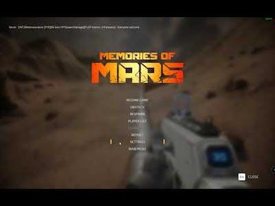 memories of mars  parts 1