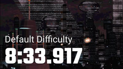 System Shock: Enhanced Edition (Source Port) - Default Difficulty Speedrun in 8:33.917