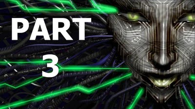 Why does that exist in this Game!? (System Shock 2 Blind Playthrough)