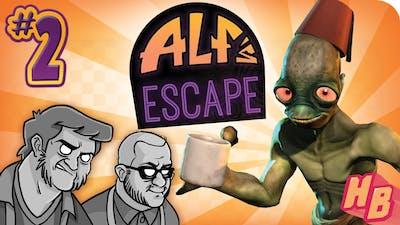 Oddworld: Alf's Escape | Part 2: Complete supposition