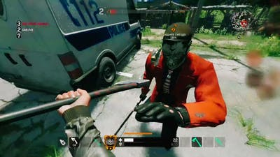 Dying light bad blood #52