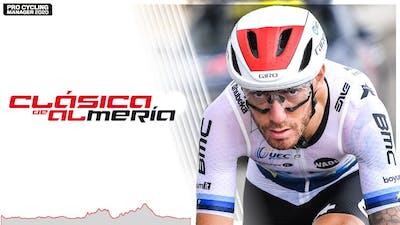 CLÁSICA DE ALMERIA 2021   PRO CYCLING MANAGER 2020