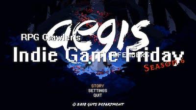 Indie Game Friday - Aegis Defenders