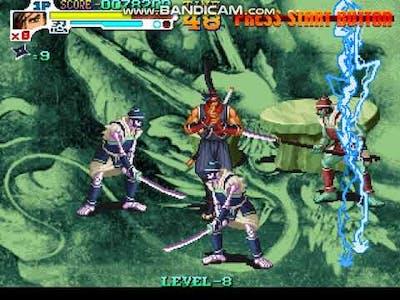 Sengoku 3 (Arcade)