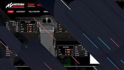 TL;DW - Aerodynamic effects during yaw rotation in ACC v1.6