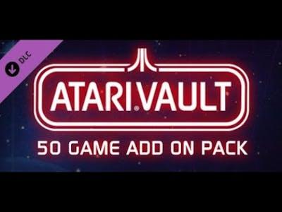 Atari Vault DLC