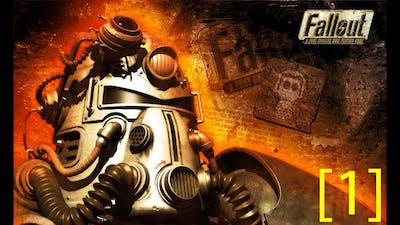 Fallout A Post Nuclear Role Playing Game [1]