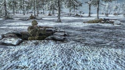 Siege of Bastogne - Battle of the Bulge | GATES of HELL Editor Battle #14