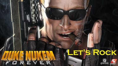 Playing DUKE NUKEM FOREVER : The Most Bad Ass Game😂