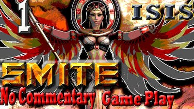 SMITE Eset Gameplay Arena Crowd Control, Smite Gameplay, No Commentary Part 1