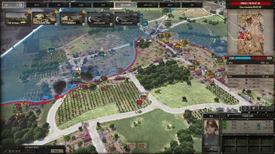 A Town Too Far : Steel Division Normandy 44