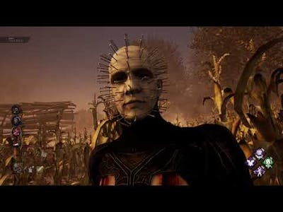 Dead By Daylight Hellraiser Pinhead Gameplay with Mori