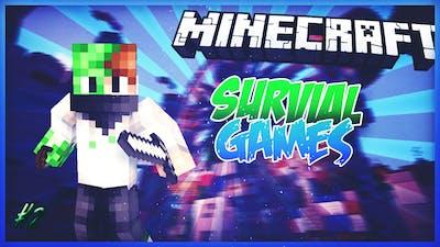 Minecraft Survival Games-(Game #2)-HACK!!!