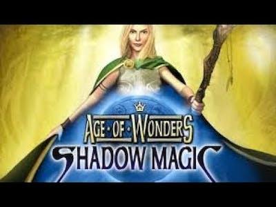 Age of Wonders: Shadow Magic #11 - Managing our kingdom