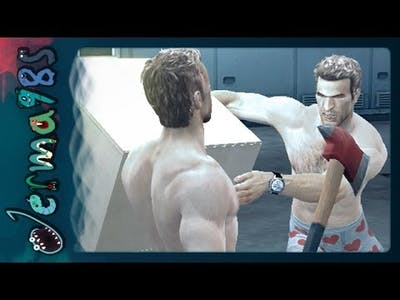 Two Morons in Dead Rising 2