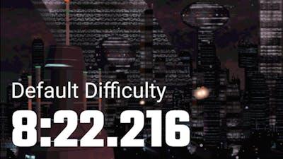 System Shock: Enhanced Edition (Source Port) - Default Difficulty Speedrun in 8:22.216