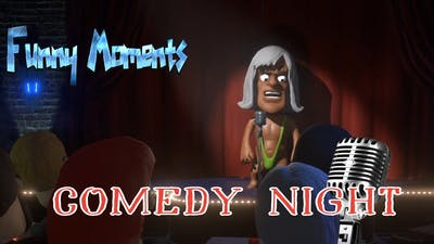 THE MOST RACIST LOBBY EVER (COMEDY NIGHT)