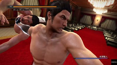 Yakuza 5 Remastered Kiryu vs Aizawa, no damage (EX-HARD)(Ver 9.1)