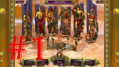 Marlo ile Heroes of Hellas 4 Birth of Legend Oynuyoruz | Bölüm #1