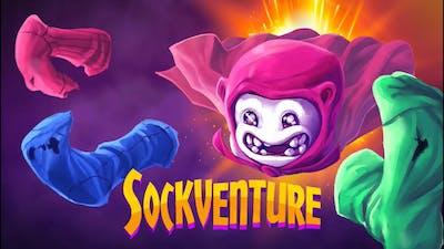 Sockventure First Gameplay
