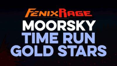 Fenix Rage Moorsky Time Run Gold Stars