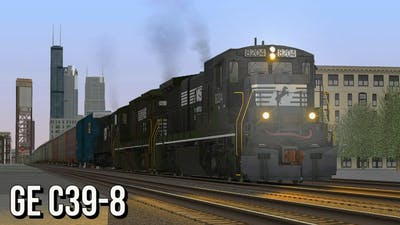 Norfolk Southern Leaves Chicago; Train Simulator 2021