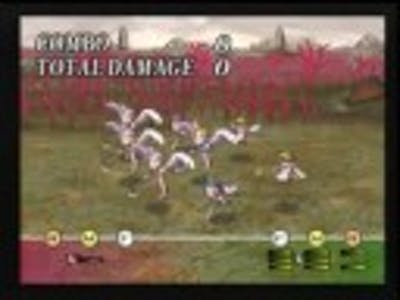 Soul Nomad [PS2]: World Eater Raksha (2/3 - Battle)