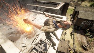 Red Dead Redemption 2 - (Uncle - Ragdolls Explosions Fails)