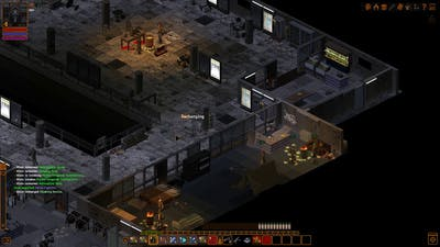 Underrail Dominating - steal shopping mall figurine