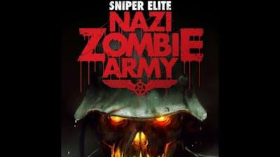 """Sniper Elite: Nazi Zombie Army- """"DAMN SKELETONS!!!"""" #3"""