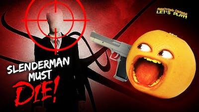 SLENDERMAN Must Die!! #Shocktober