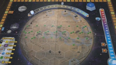 Terraforming Mars Basic Strategy Guide