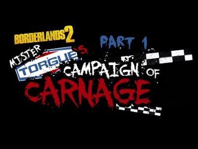 BORDERLANDS 2 - Campaign of Carnage DLC Part 1