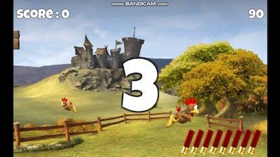 Moorhuhn Crazy Chicken Remake - #1 Mobilní verze Moorhuhnu !
