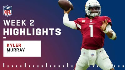 Kyler Murray Channels his Inner Jedi, Best Plays From 4-TD Game   NFL 2021 Highlights