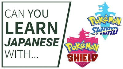 Can You Learn Japanese With Pokemon Sword and Shield?