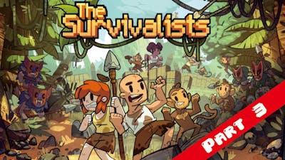 The survivalists | Game Play | Mencari Besi