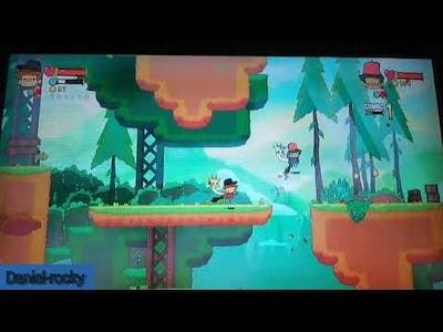 The  Adventure pals #1 game play