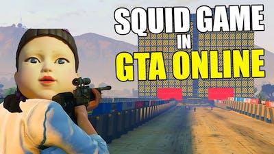 One Broken Squid Game (GTA Online)
