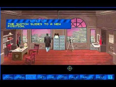 TEX MURPHY II: MARTIAN MEMORANDUM - Intro & Gameplay