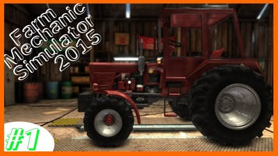 Farm Mechanic Simulator 2015 - New Shop - GamePlay #1