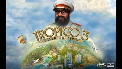 Tropico 3 [Pc - Gameplay]
