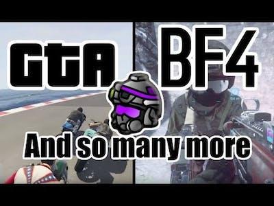 GTA-BF4 and so many more ]MASHUP[ 2