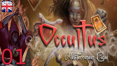 Occultus: Mediterranean Cabal - [01/08] - English Walkthrough