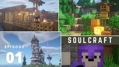 SoulCraft Episode 01: MYSTERY TOWER