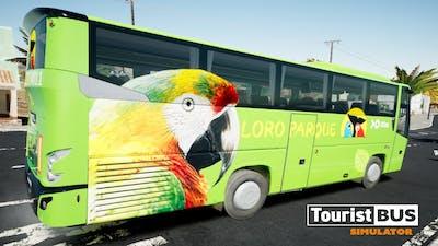 Tourist Bus Simulator - VDL Futura FHD2 106 - ligne 07 - Antigua/ Cueva de Lava.