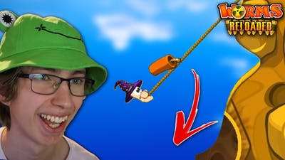 Worms Reloaded is the Funniest Game...