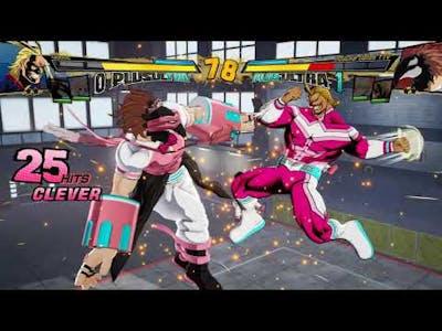 My Hero One's Justice 2 Tourney Fights (PU22): Goose vs Inosuke Gates (Semi Finals)