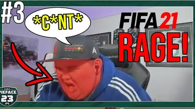 FIFA 21 ULTIMATE RAGE COMPILATION #3! 😡